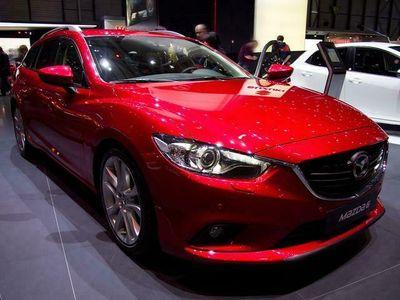 gebraucht Mazda 6 Kombi Exclusive-Line 2.5 SKYACTIV-G 194 Aut...