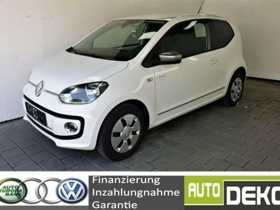 gebraucht VW up! up! 1.0 cheer75 PS Klima/Tempomat/PDC