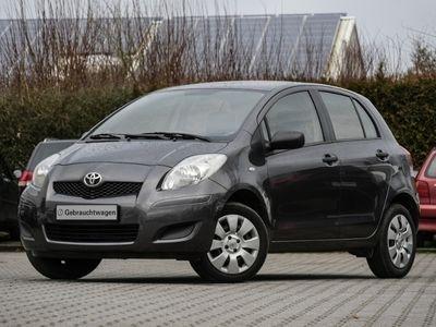gebraucht Toyota Yaris 1.0 VVT-i Klima Radio CD