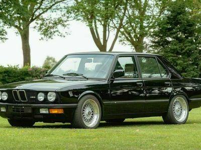 gebraucht BMW 501 M5 E28 ,PS !!! Sammlerzustand !!!