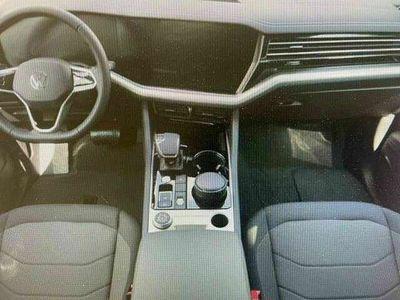 gebraucht VW Touareg Basis 4Motion/el.AHK+Assist/Distanz+Kame