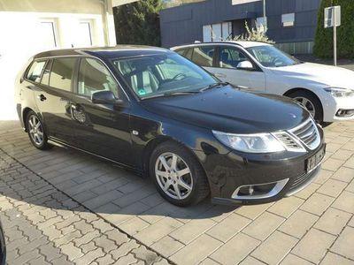 gebraucht Saab 9-3 1.9 TTiD Sport Kombi DPF (Sportgetriebe) Aero
