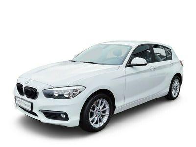 gebraucht BMW 120 i Advantage AUTOMATIK+KLIMAAUTOMATIK+TEMPOMAT+SITZHEIZUN