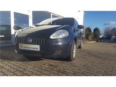 gebraucht Fiat Grande Punto 1.4 8V Klimaanlage & Anhängerkuppl