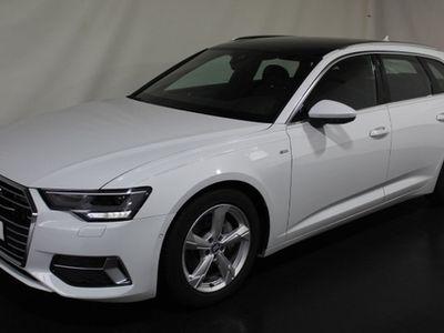 gebraucht Audi A6 Avant S line 40 TDI S tronic LED.Pano.Virtual