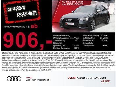 gebraucht Audi S6 S6 AvantAvant TDI 257 kW (349 PS) 8-stufig tiptronic
