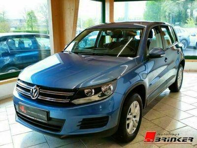 gebraucht VW Tiguan 1.4 TSI Trend&Fun Klima Fenster el.