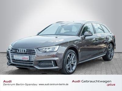 gebraucht Audi A4 Avant 2.0 TFSI quattro S line S tronic *PANO*NAVIplus*