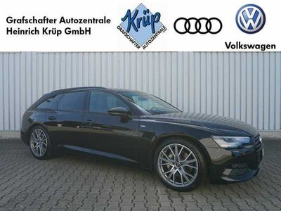 gebraucht Audi A6 Avant 45 TDI quattro tiptronic sport S line *AHK*