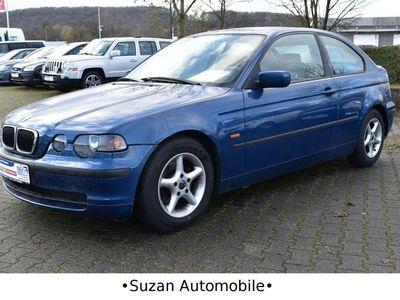 gebraucht BMW 316 Compact Baureihe 3 Compact ti *2.HAND* als Limousine in Niederfüllbach