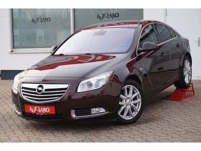 gebraucht Opel Insignia 2.0CDTI Autom. Xenon Navi Sitzh. 18'Alu