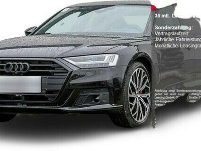 gebraucht Audi A8 A8 55 TFSI Q HD MATIX LED LASER BuO MASSAGE PANO