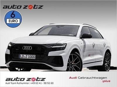 gebraucht Audi Q8 50 TDI quattro tiptronic HD Matrix HUD Leder As