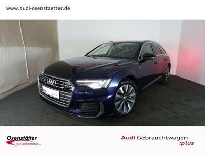 gebraucht Audi A6 Avant 45 TDI sport qu/S-Line/Matrix-LED/Navi+