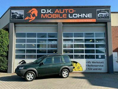 gebraucht Land Rover Freelander V6 Station Wagon Steptronic/AHK/KLIMA