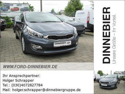 gebraucht Kia cee'd Edition 7 1.6 GDI Gebrauchtwagen, bei Autohaus Dinnebier GmbH