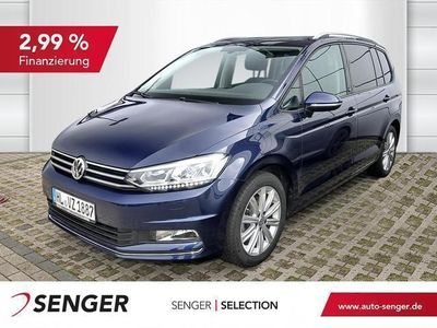 gebraucht VW Touran 1.4 TSI Sound BlueMotion Tech. DSG