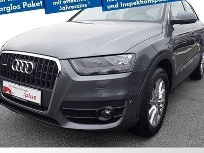 gebraucht Audi Q3 2.0 TDI quattro, S-tronic, Pano, Navi