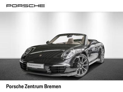gebraucht Porsche 991 911 Cabriolet Leder Navi LED-Scheinwerfer Kl