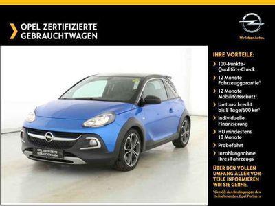 gebraucht Opel Adam 1.4T Rocks S RECARO_NAVI