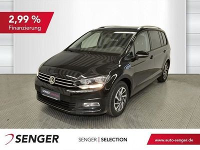 gebraucht VW Touran 1.6 TDi Comfortline Navi Sitzheizung