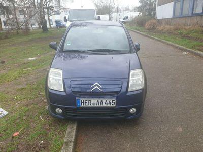 gebraucht Citroën C2 VSX