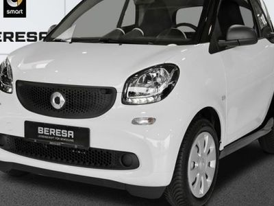 used Smart ForTwo Coupé 52 kw twinamic