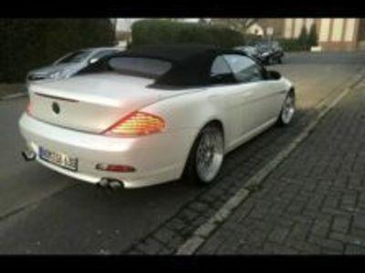 gebraucht BMW 630 Cabriolet I