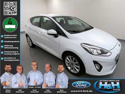 gebraucht Ford Fiesta 1.0 EcoB Titanium (AHK,DAB,B&O,BLIS)