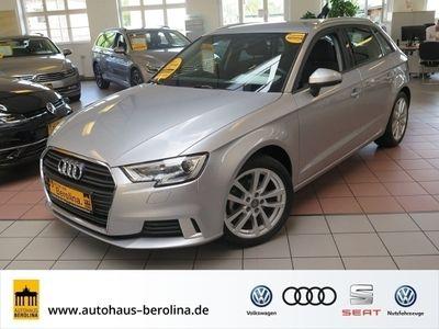gebraucht Audi A3 Sportback Sport 1.5 TFSI *NAVI*SHZ*GRA*