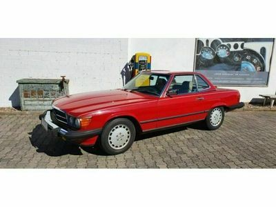 """gebraucht Mercedes 560 SLR107 """"Hart aber Herzlich"""""""