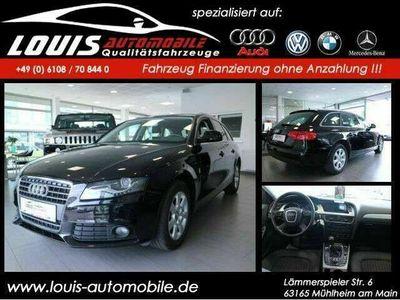 gebraucht Audi A4 Avant Ambiente Navi/Standh./Klimaa./Xenon