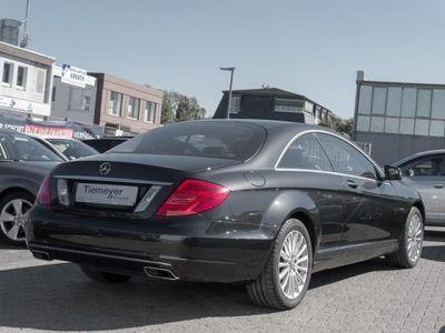 gebraucht Mercedes CL500 4-Matic Luft SD Memory Leder Comand