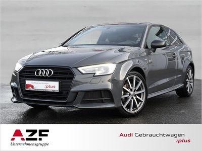 gebraucht Audi A3 1.5 TFSI S line Xenon+MMI+SHZ+GRA