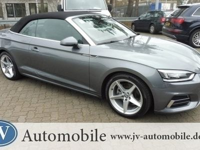 used Audi A5 Cabriolet 2.0 TFSI CABRIOLET SPORT UPE 60