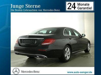 gebraucht Mercedes E220 E-KlasseLimousine Avantgarde