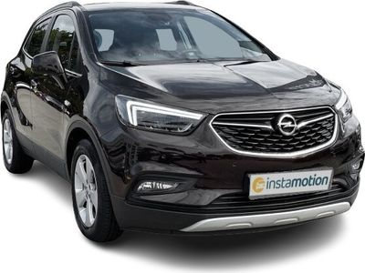 gebraucht Opel Mokka X MokkaInnovation 1.4T AUTOMATIK LED+NAVI+RÜCKFAHRKAMERA+KLIMAAUTO