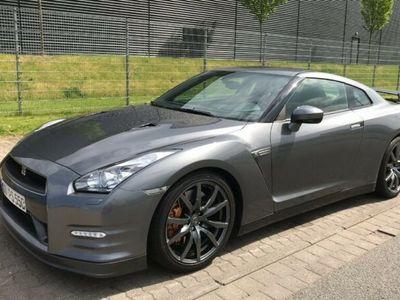 käytetty Nissan GT-R Black Edition