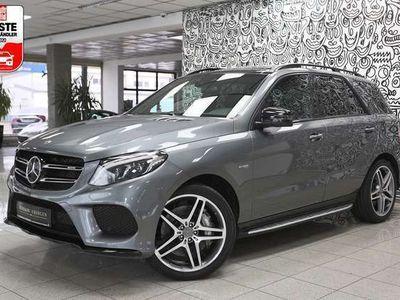 gebraucht Mercedes GLE43 AMG AMG Neu PERFORMANC*LUFT*PANO*DIST*AHK*360*H-K