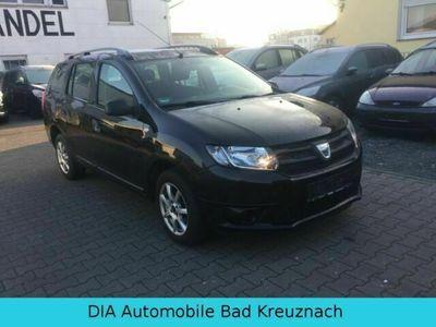 gebraucht Dacia Logan II MCV Ambiance BENZIN UND GAS LPG