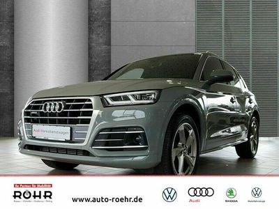 gebraucht Audi Q5 S-Line Selection(SLine Ext, NAVI,SHZ,PDC,LED,AC