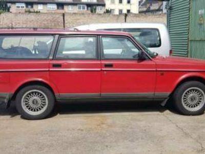 gebraucht Volvo 240 245 Classic Red Multi X Klima