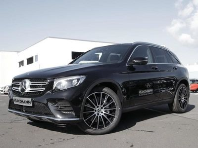 gebraucht Mercedes GLC350 d 4MATIC AMG Line Business 360° Panorama