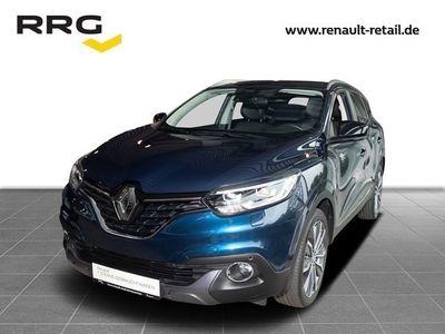 gebraucht Renault Kadjar 1.5 dCi 110 BOSE EDC 4x2 EURO 6, Automati