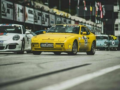 gebraucht Porsche 944 Turbo Cup