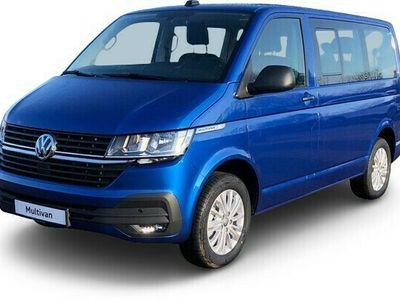 "gebraucht VW Multivan LT T6.1""Trendline"" 2.0 TDI DSG Trendline (EURO 6d-TEMP)"