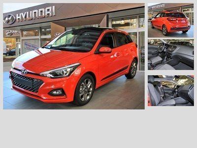 used Hyundai i20 1.2 Style Pano, Klimaauto, Sitzhzg