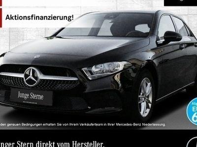 gebraucht Mercedes A200 Style AHK Spurhalt-Ass Klimaautom PTS Sitzh