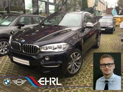 gebraucht BMW X6 M50d M Sport DA LED AHK Standhzg HUD GSD h/k