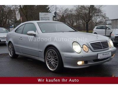 gebraucht Mercedes CLK200 Kompressor